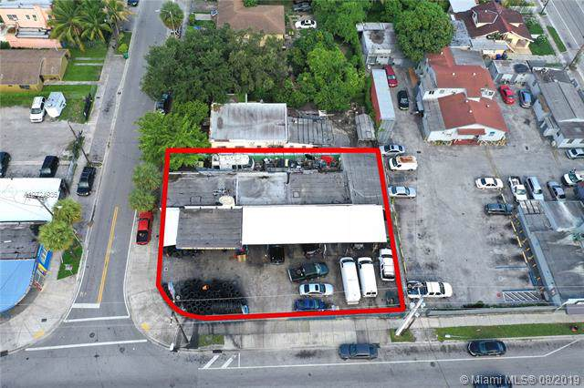 3151 NW 17th Ave, Miami, FL 33142 (MLS #A10724936) :: GK Realty Group LLC