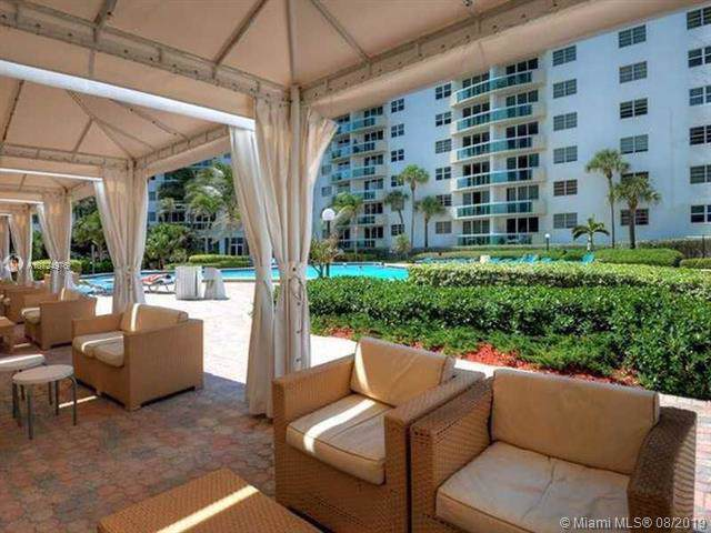 3001 S Ocean Dr #1029, Hollywood, FL 33019 (MLS #A10724976) :: The Jack Coden Group