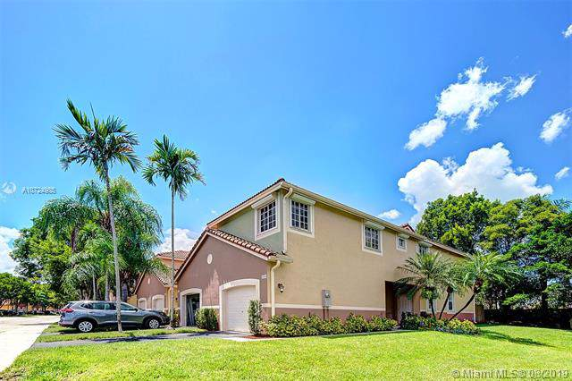 3660 San Simeon Circle, Weston, FL 33331 (MLS #A10724985) :: The Teri Arbogast Team at Keller Williams Partners SW
