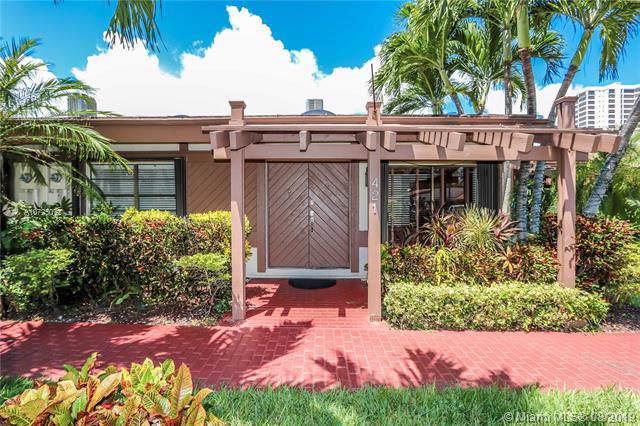 421 Leslie Dr #421, Hallandale, FL 33009 (MLS #A10725072) :: RE/MAX Presidential Real Estate Group