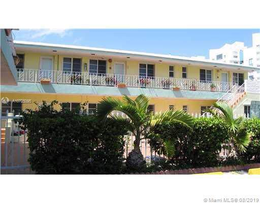 7510 Harding Ave, Miami Beach, FL 33141 (MLS #A10725095) :: The Jack Coden Group