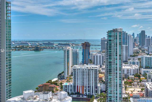 501 NE 31 ST #4008, Miami, FL 33137 (MLS #A10725126) :: Ray De Leon with One Sotheby's International Realty