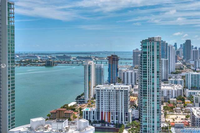 501 NE 31 ST #4008, Miami, FL 33137 (MLS #A10725126) :: The Jack Coden Group