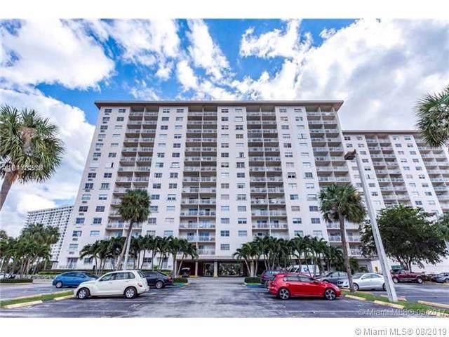 400 E Kings Point Dr #903, Sunny Isles Beach, FL 33160 (MLS #A10725136) :: Lucido Global
