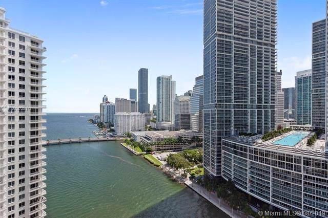 901 Brickell Key Blvd #2203, Miami, FL 33131 (MLS #A10725172) :: The Jack Coden Group