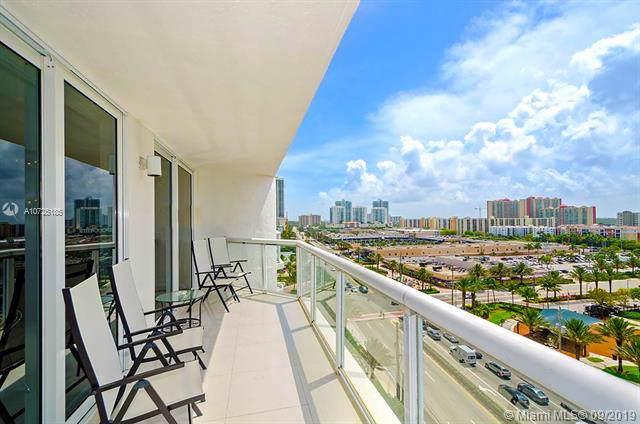17275 Collins Av #1001, Sunny Isles Beach, FL 33160 (MLS #A10725185) :: ONE Sotheby's International Realty