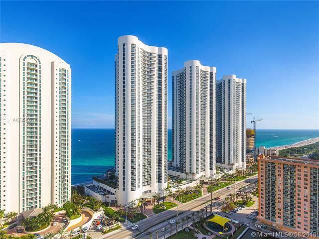 16001 Collins Ave #3501, Sunny Isles Beach, FL 33160 (MLS #A10725188) :: Miami Villa Group