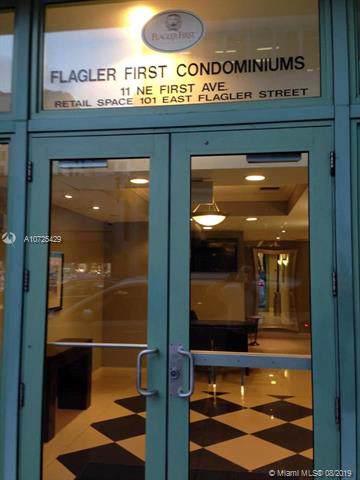111 E Flagler St #905, Miami, FL 33131 (MLS #A10725429) :: The TopBrickellRealtor.com Group