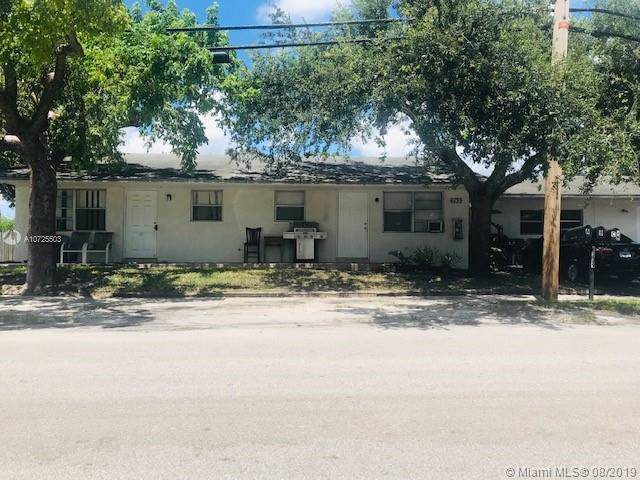 6139 Fillmore St, Hollywood, FL 33024 (MLS #A10725503) :: The Paiz Group