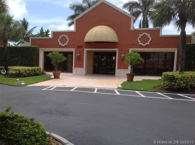 5200 NW 31st Ave #152, Fort Lauderdale, FL 33309 (MLS #A10725510) :: The Howland Group