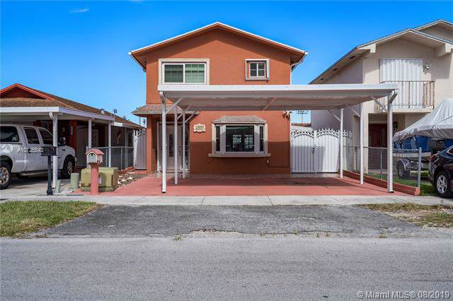 4281 W 10th Ave, Hialeah, FL 33012 (MLS #A10725543) :: RE/MAX Presidential Real Estate Group