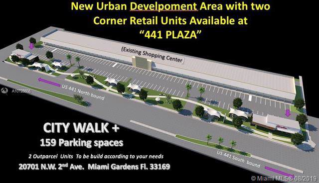 20701 NW 2nd Ave 20701 AS- BN, Miami Gardens, FL 33169 (MLS #A10725608) :: The Jack Coden Group