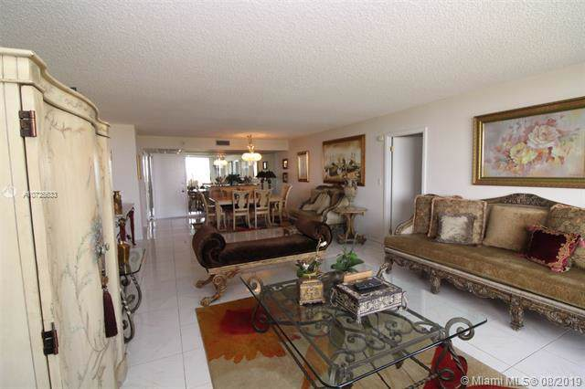 600 Three Islands Blvd #805, Hallandale, FL 33009 (MLS #A10725633) :: Ray De Leon with One Sotheby's International Realty