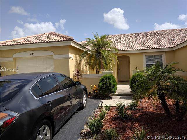 4180 Pine Ridge Ln #4180, Weston, FL 33331 (MLS #A10725650) :: Berkshire Hathaway HomeServices EWM Realty