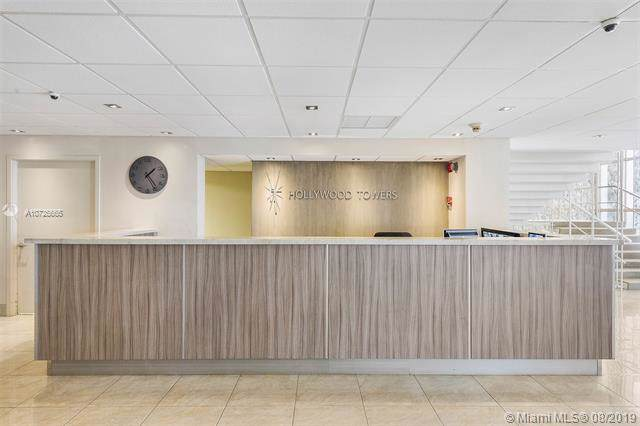 3111 N Ocean Dr #812, Hollywood, FL 33019 (MLS #A10725665) :: Miami Villa Group