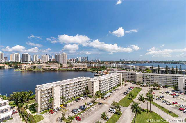18021 Biscayne Blvd #1503, Aventura, FL 33160 (MLS #A10725693) :: The Adrian Foley Group