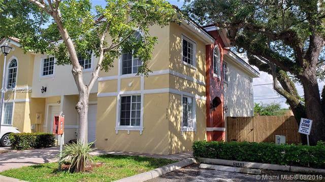 5343 SW 40th Ave #5343, Dania Beach, FL 33314 (MLS #A10725695) :: The Paiz Group