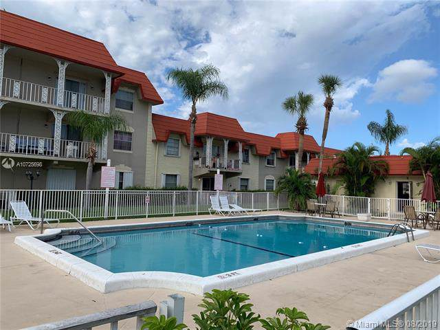 501 SE 8th St #109, Deerfield Beach, FL 33441 (MLS #A10725698) :: Ray De Leon with One Sotheby's International Realty