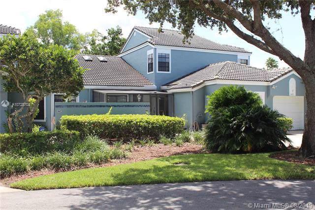 8469 Waterford Cir #5, Tamarac, FL 33321 (MLS #A10725708) :: The Riley Smith Group