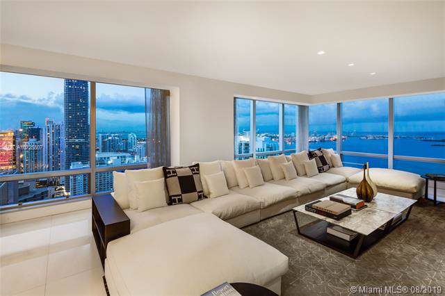 1425 Brickell Avenue 52EF, Miami, FL 33131 (MLS #A10725807) :: The Rose Harris Group