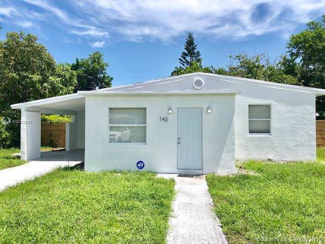 142 SW 22nd Ave, Fort Lauderdale, FL 33312 (MLS #A10725811) :: Ray De Leon with One Sotheby's International Realty