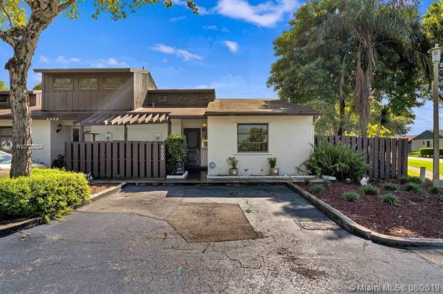 4009 SW 69th Ln 1-O, Miramar, FL 33023 (MLS #A10725824) :: Green Realty Properties