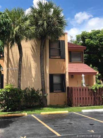241 W Park Dr 5-204, Miami, FL 33172 (MLS #A10725848) :: The Paiz Group
