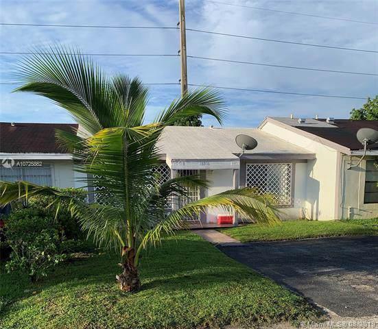 18016 NW 41 Pl, Miami Gardens, FL 33055 (MLS #A10725862) :: Prestige Realty Group