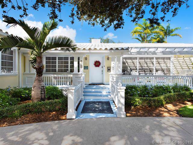 325 NE 96th St, Miami Shores, FL 33138 (MLS #A10725913) :: Grove Properties