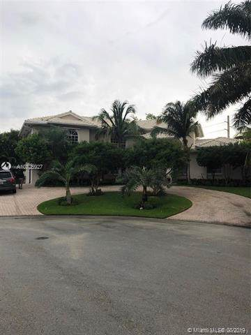 16414 SW 86th Ct, Palmetto Bay, FL 33157 (MLS #A10725927) :: The Adrian Foley Group