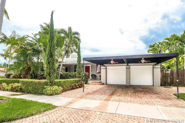 2300 SW 23rd St, Miami, FL 33145 (MLS #A10725962) :: Prestige Realty Group