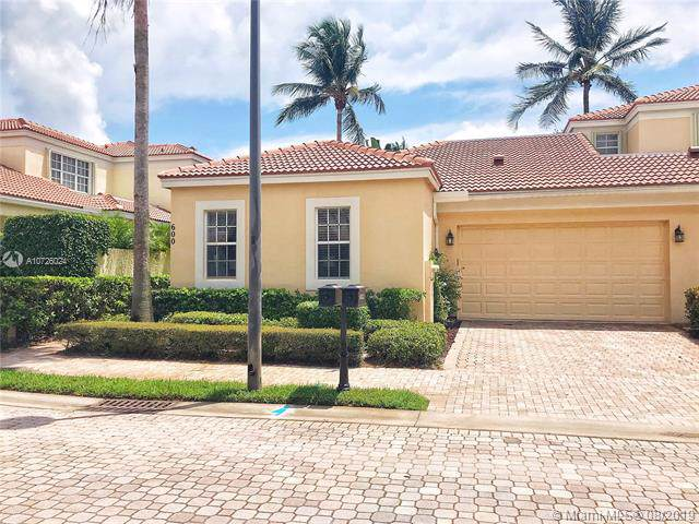 600 Commons Lane, Palm Beach Gardens, FL 33418 (MLS #A10726024) :: United Realty Group