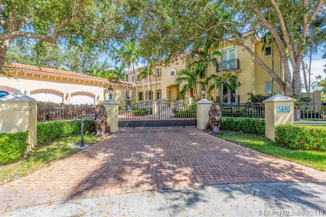 1410 Tagus Ave, Coral Gables, FL 33156 (MLS #A10726035) :: The Maria Murdock Group
