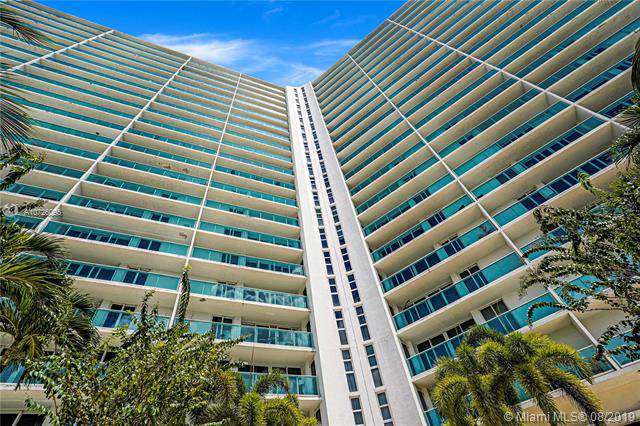 100 Bayview Dr #906, Sunny Isles Beach, FL 33160 (MLS #A10726095) :: United Realty Group