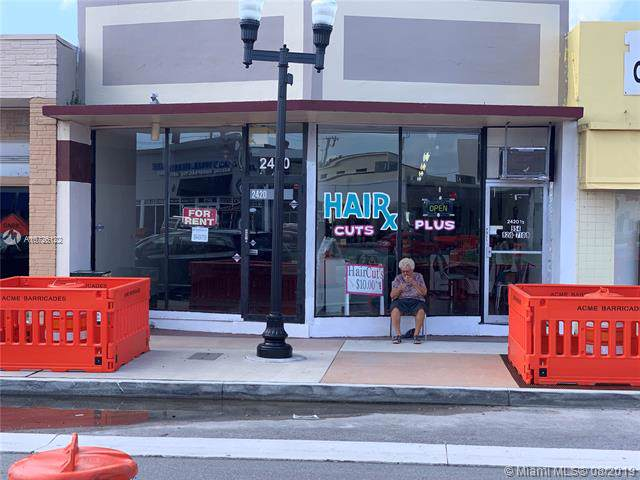 2420 Hollywood Blvd, Hollywood, FL 33020 (MLS #A10726122) :: Berkshire Hathaway HomeServices EWM Realty