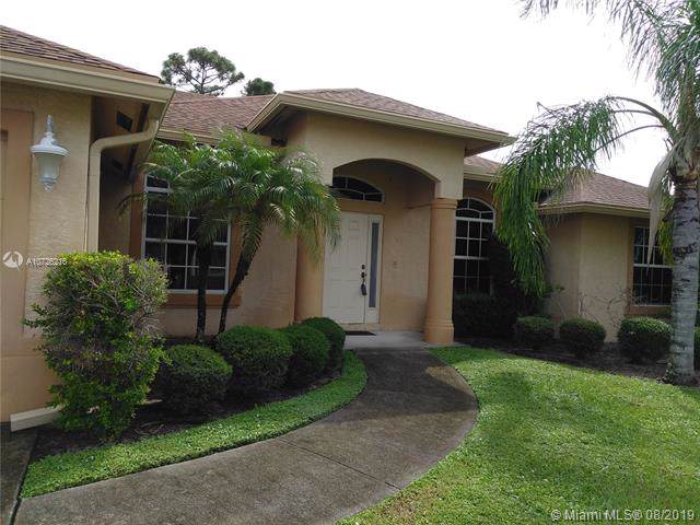 4189 SW Darien St, Port Saint Lucie, FL 34953 (MLS #A10726216) :: Ray De Leon with One Sotheby's International Realty