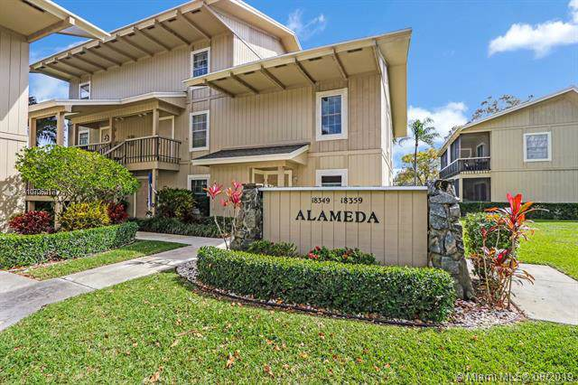 18359 SE Wood Haven Ln H, Tequesta, FL 33469 (MLS #A10726217) :: Ray De Leon with One Sotheby's International Realty