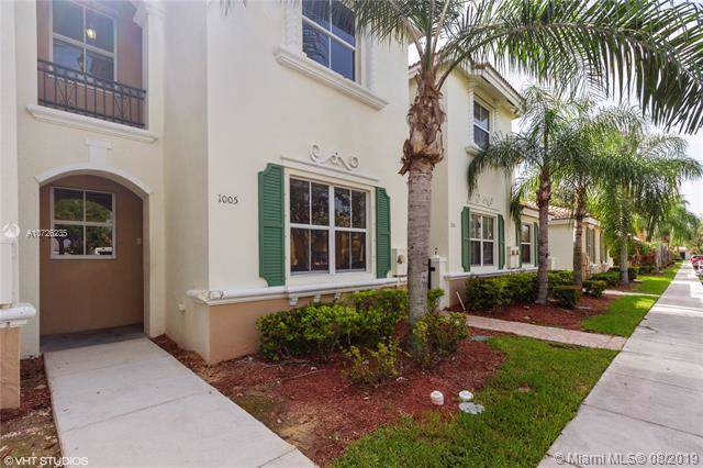 1005 NE 42nd Ter #1005, Homestead, FL 33033 (MLS #A10726235) :: ONE Sotheby's International Realty