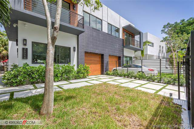 2935 Sw 30th Ct A, Coconut Grove, FL 33133 (MLS #A10726238) :: The Adrian Foley Group