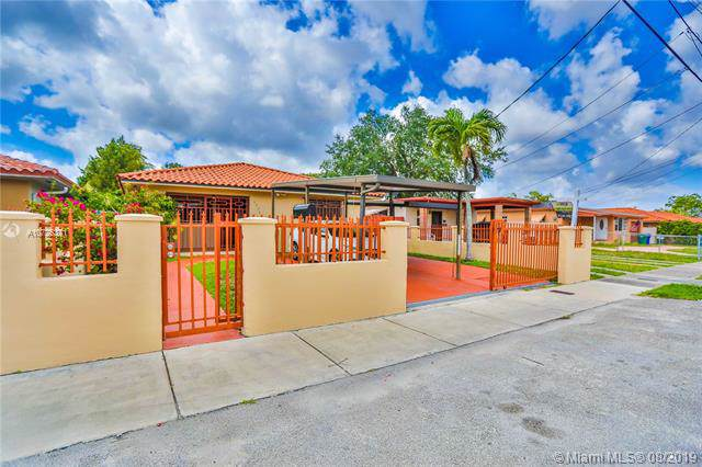 5828 SW 4th St, Miami, FL 33144 (MLS #A10726371) :: ONE Sotheby's International Realty