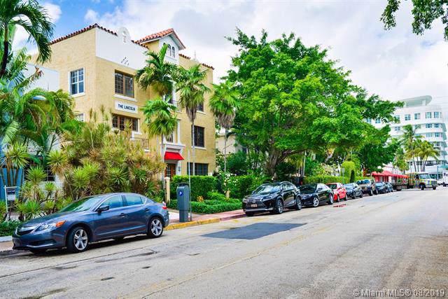 1614 Pennsylvania Ave 2B, Miami Beach, FL 33139 (MLS #A10726406) :: Ray De Leon with One Sotheby's International Realty