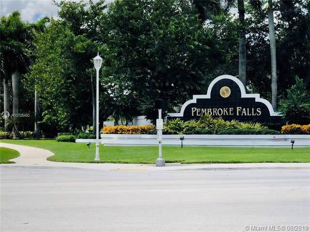 13771 NW 23rd St, Pembroke Pines, FL 33028 (MLS #A10726450) :: Laurie Finkelstein Reader Team