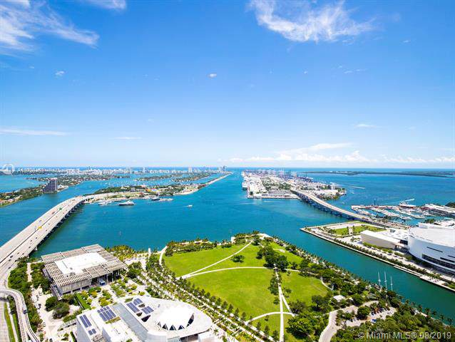 1100 Biscayne Blvd 4706/4707, Miami, FL 33132 (MLS #A10726463) :: The Paiz Group