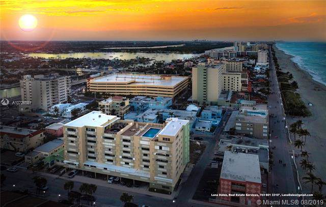 320 S Surf Rd #701, Hollywood, FL 33019 (MLS #A10726581) :: United Realty Group