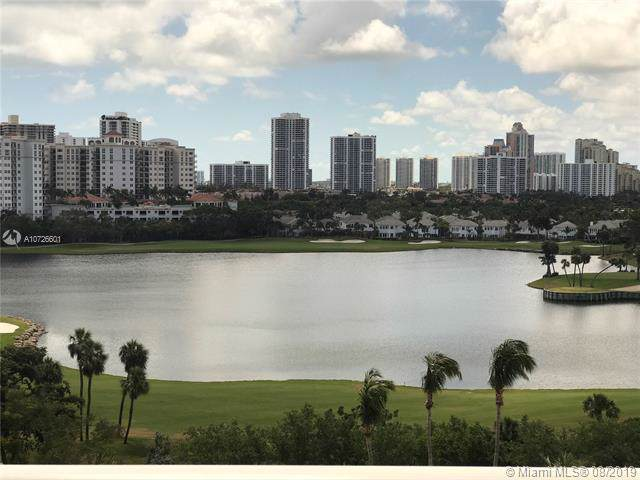 3675 N Country Club Dr #1008, Aventura, FL 33180 (MLS #A10726601) :: The Riley Smith Group