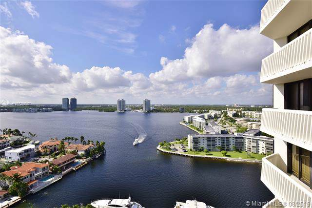 1000 Island Bl #2003, Aventura, FL 33160 (MLS #A10726607) :: United Realty Group