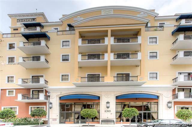 8395 SW 73rd Ave #525, Miami, FL 33143 (MLS #A10726746) :: Carole Smith Real Estate Team