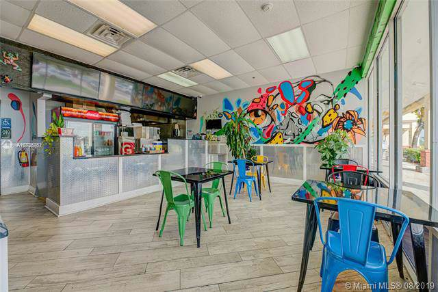 Restuarant in West Kendall, Kendall, FL 33186 (MLS #A10726761) :: The Erice Group