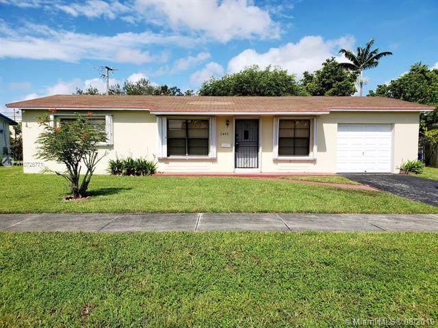 Miami, FL 33175 :: Carole Smith Real Estate Team