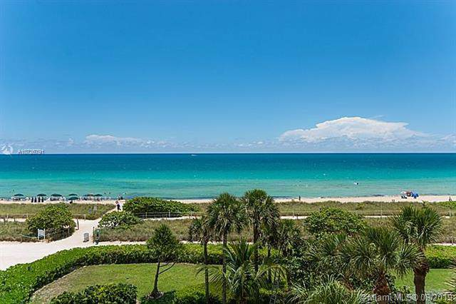 8777 Collins Ave #412, Surfside, FL 33154 (MLS #A10726791) :: Berkshire Hathaway HomeServices EWM Realty